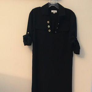 Calvin Klein shirt dress size 2